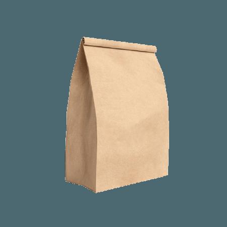 Bolsas para Delivery Papel Kraft Image